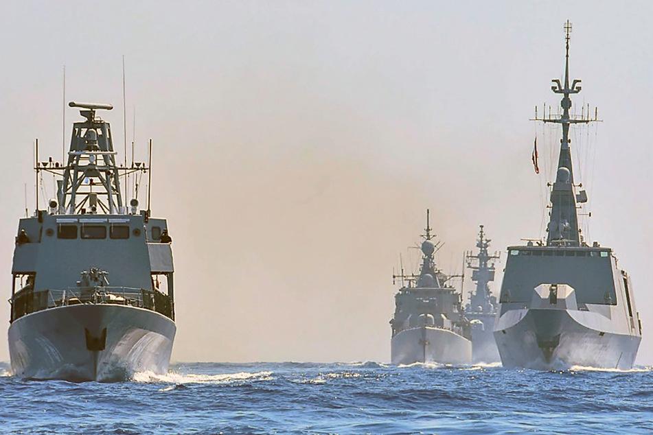 Trotz Spannungen im Mittelmeer: USA erlauben Waffen-Verkauf an Zypern