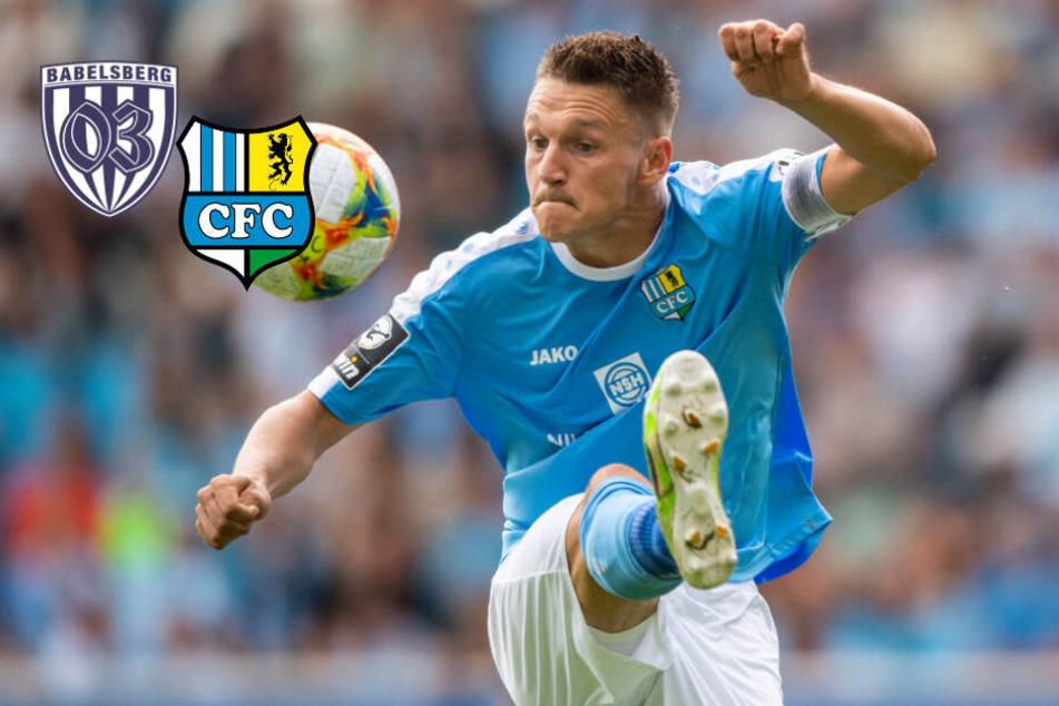Transfer-Kracher! Ex-CFC-Stürmer Daniel Frahn wechselt zum SV Babelsberg 03