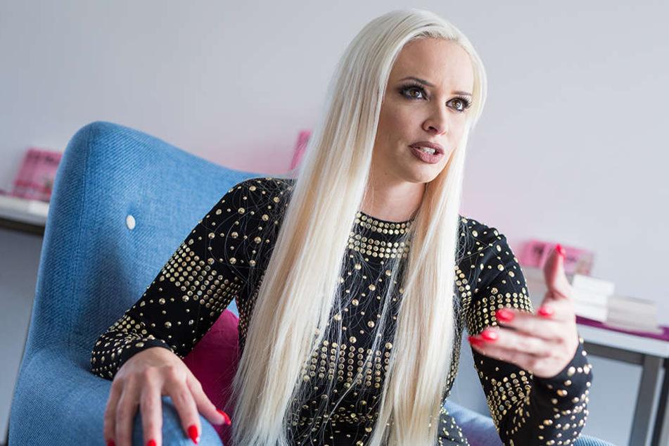 Daniela Katzenberger wehrt sich gegen böse Gerüchte über ihre Tochter Sophia.