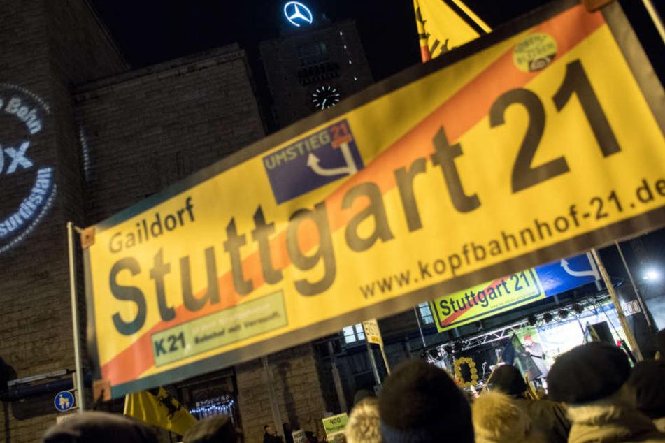 Gegen die Stuttgart-21-Pläne hatten die Schutzgemeinschaft Filder und der Naturschutzbund (Nabu) geklagt. (Symbolbild)