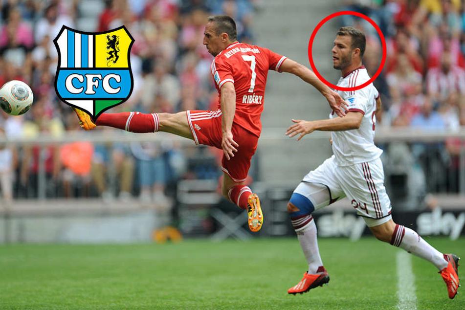 Hammer! CFC angelt sich kantigen Ex-Bundesliga-Profi