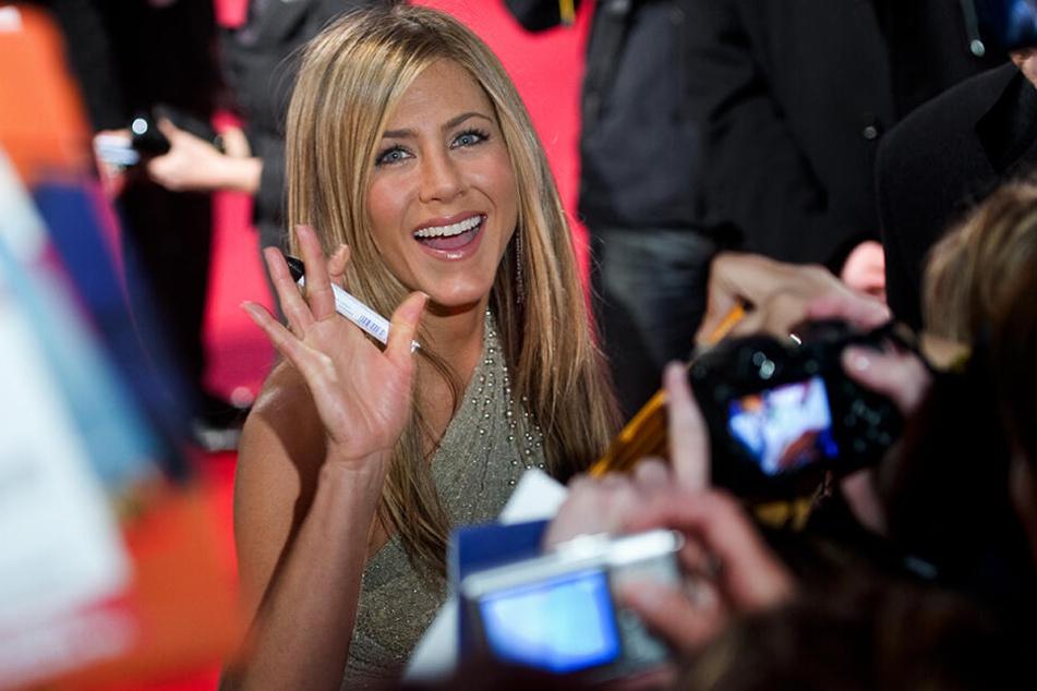 Jennifer Aniston gehört in Hollywood zu den Top-Verdienern.