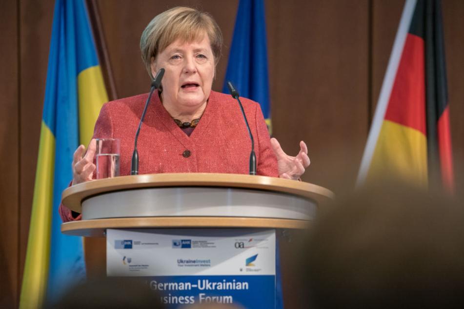 Angela Merkel wollte zum G20-Gipfel nach Argentinien.
