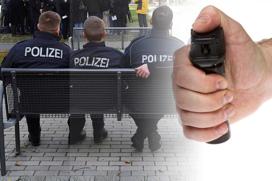 Ein Polizeischüler soll mit vier anderen jungen Männern einen 36-Jährigen attackiert haben. (Symbolbild)