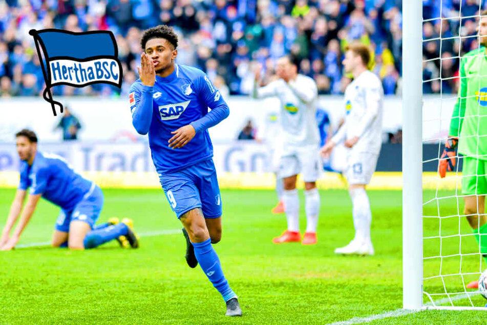 Pleite gegen Hoffenheim! Hertha kassiert fünfte Niederlage in Serie