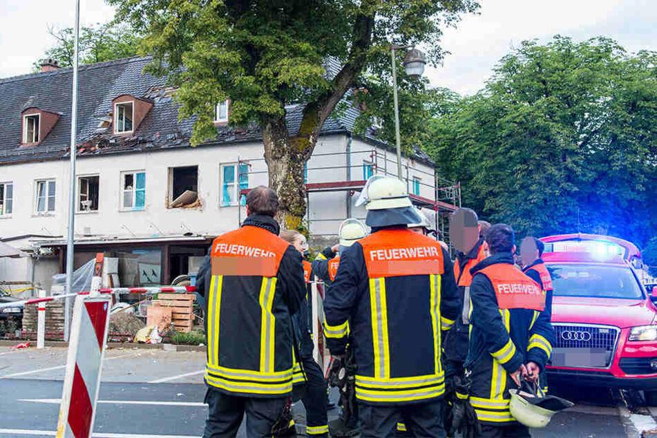 Nach einer Gasexplosion in Wernigerode (Landkreis Harz) stellt sich die Frage: Hat ein Mann (52) ausströmendes Gas selbst angezündet? (Symbolbild)