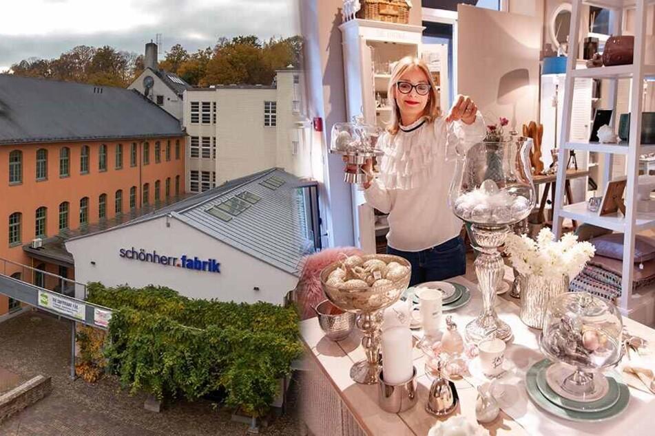 Inneneinrichterin eröffnet Design-Café in der Schönherrfabrik