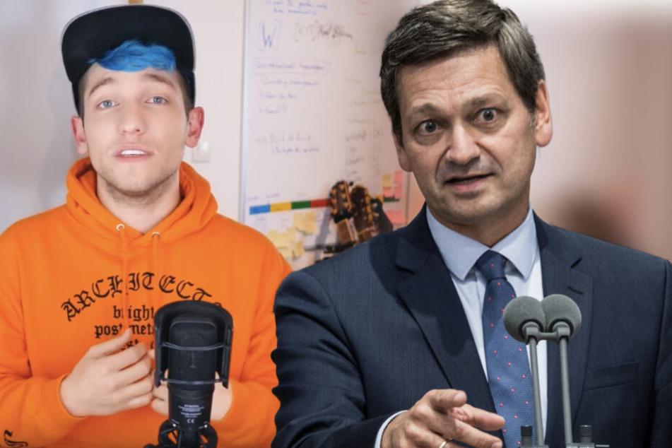 """Nach umstrittenem Rezo-Video zur Wahl: CDU hat junge Menschen """"unterschätzt"""""""