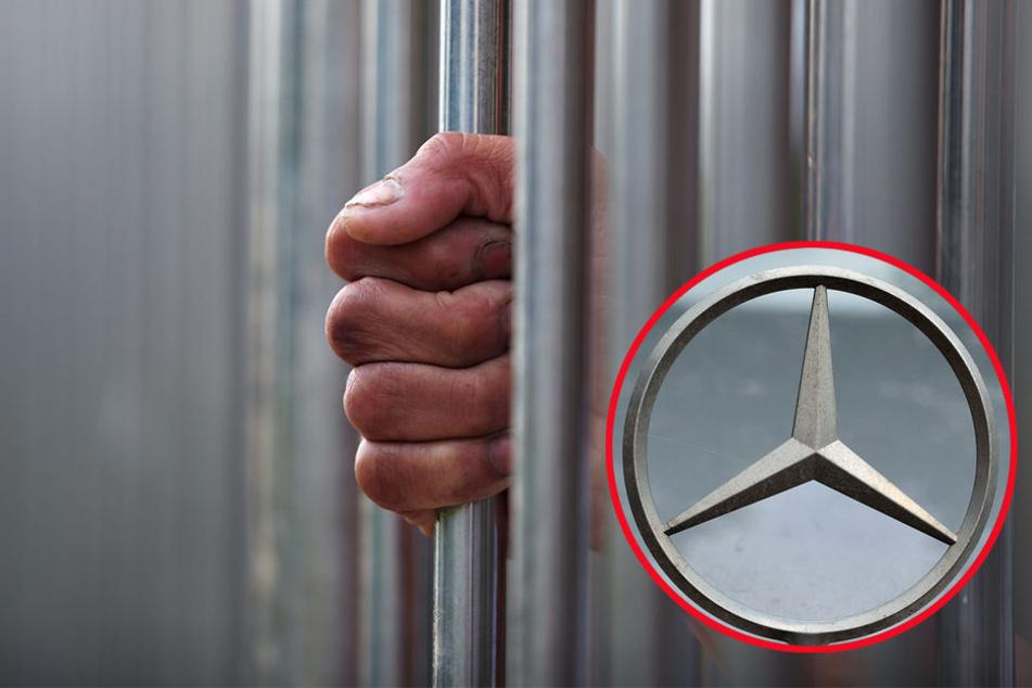 Als ein 65-jähriger Holländer aus der Untersuchungshaft entlassen wurde, da war sein Auto bereits schrott.