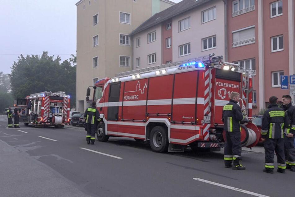 Feuerwehreinsätze Nürnberg
