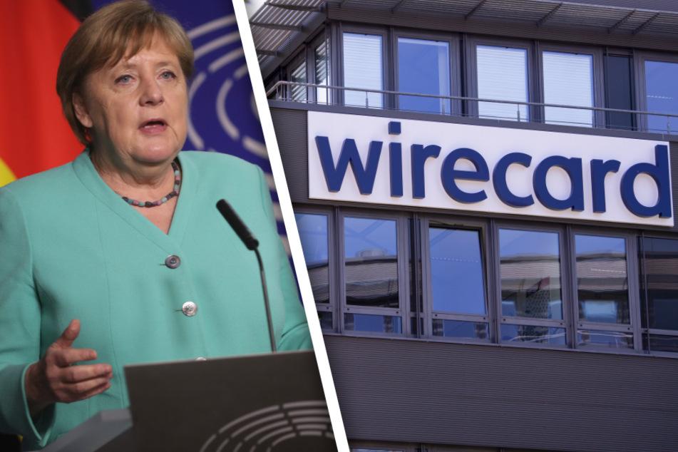 München: Kanzleramt setzte sich laut Medienbericht im Herbst 2019 für Wirecard ein