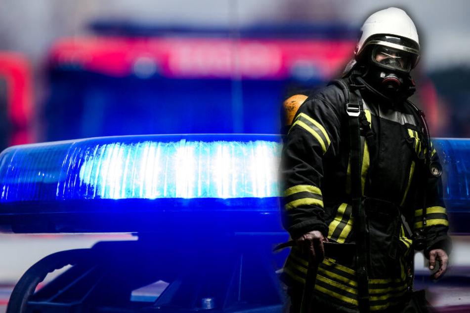Rettungsdienst rückt wegen lebloser Person aus, dann wird es auch ein Fall für die Feuerwehr