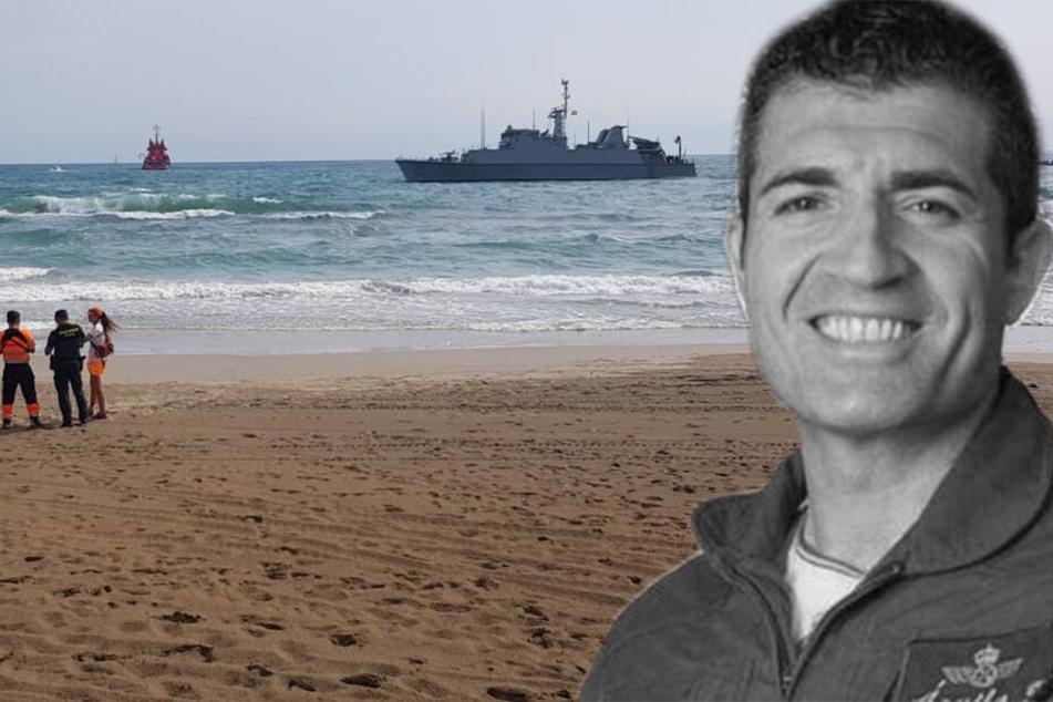Tragischer Tod! Militärflugzeug stürzt ins Meer: Pilot stirbt