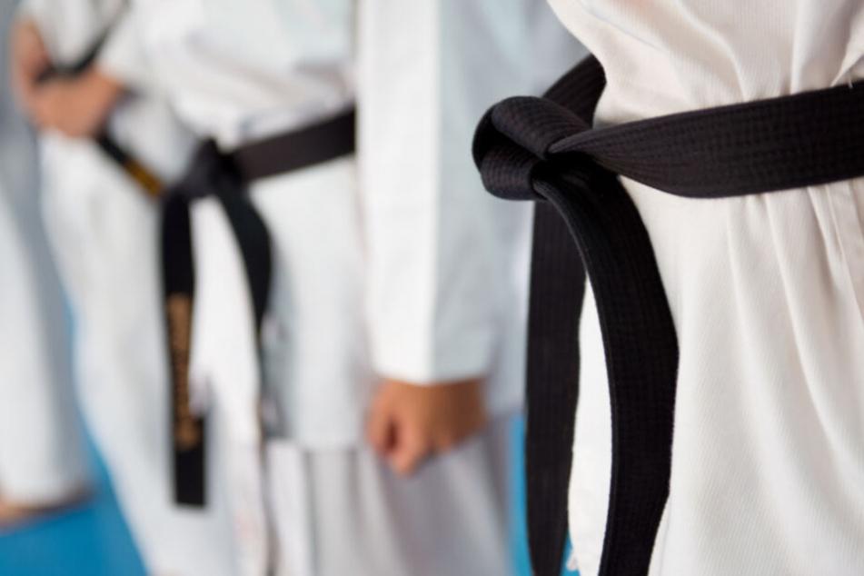 Der junge Mann bereitet sich gerade auf die Judo-WM in Marrakesch vor (Symbolfoto).