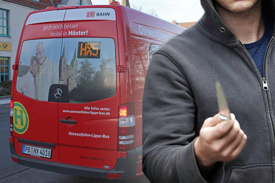 Vermindert schuldfähig: War der Busentführer zu besoffen bei der Geiselnahme?