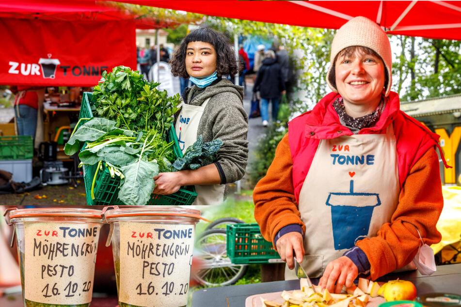 Dresden: Genial & lecker! Sie machen aus Abfall Essen