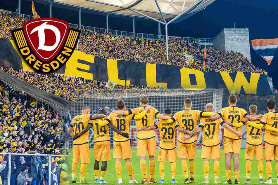 Dynamo Dresden, das war großartig!