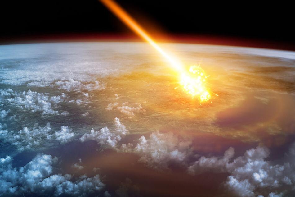 Nasa warnt vor Einschlag 2027! Monster-Asteroid rast auf die Erde zu