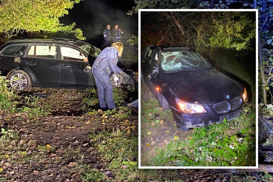 Polizei will verdächtigen BMW stoppen, dann beginnt wilde Hetzjagd mit bösem Ende