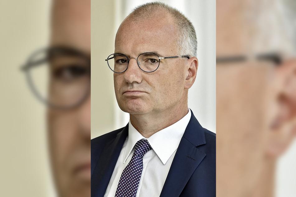 Ärztekammerchef Erik Bodendieck (54)