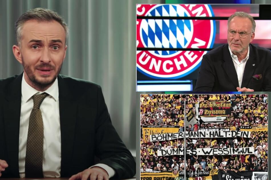 Jan Böhmermann hinterfragt Bundesliga-Macht während Corona