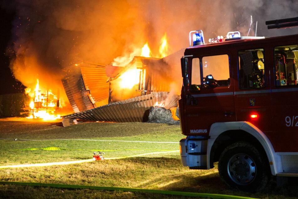 Verletzt wurde niemand, der Schaden wird auf etwa 50.000 Euro geschätzt.