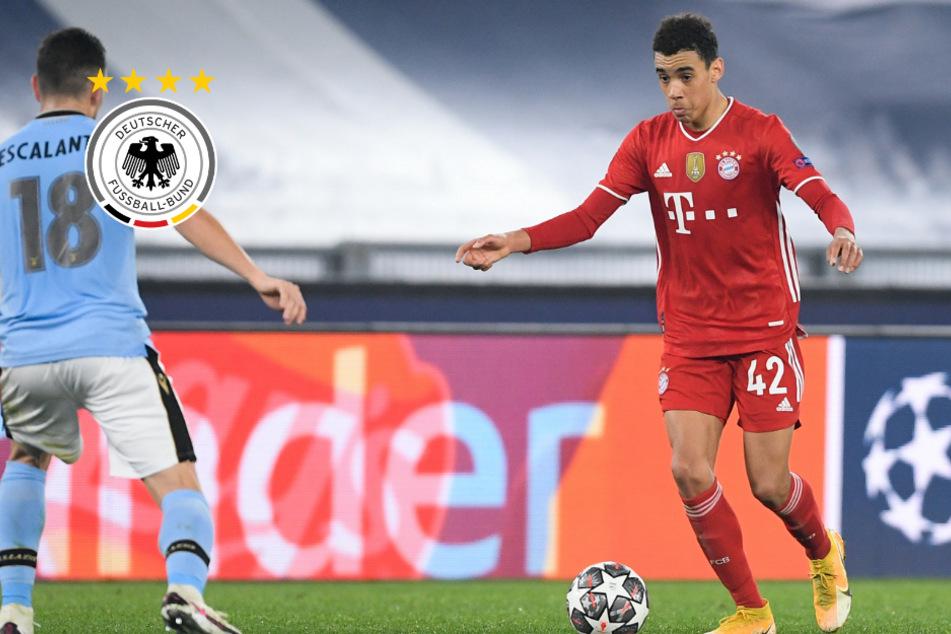 Offiziell! FCB-Mega-Talent Jamal Musiala hat sich für Deutschland entschieden