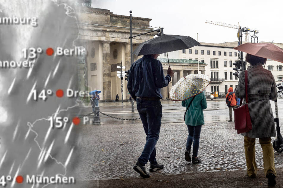 Achtung, Berliner: Morgen ist der Herbst da!