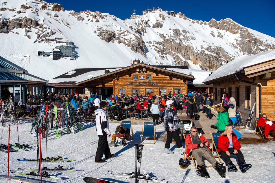 Eine US-Amerikanerin soll den Corona-Ausbruch in Garmisch-Partenkirchen verursacht haben.
