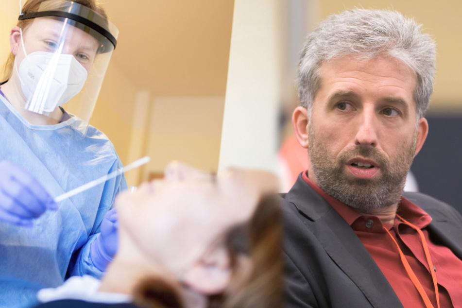 """Boris Palmer wütend: """"Corona-Testpflicht in Altenheimen wurde aktiv verhindert"""""""