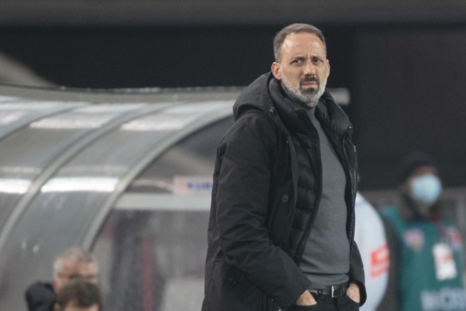 VfB-Chefcoach Pellegrino Matarazzo (43).
