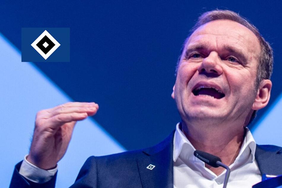 HSV-Boss spricht nach Laptop-Krimi über seine Lockvogel-Rolle