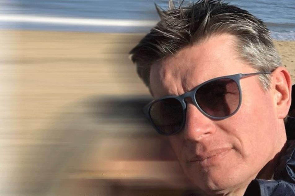 Richard Mason (55) auf einem Facebook-Selfie.