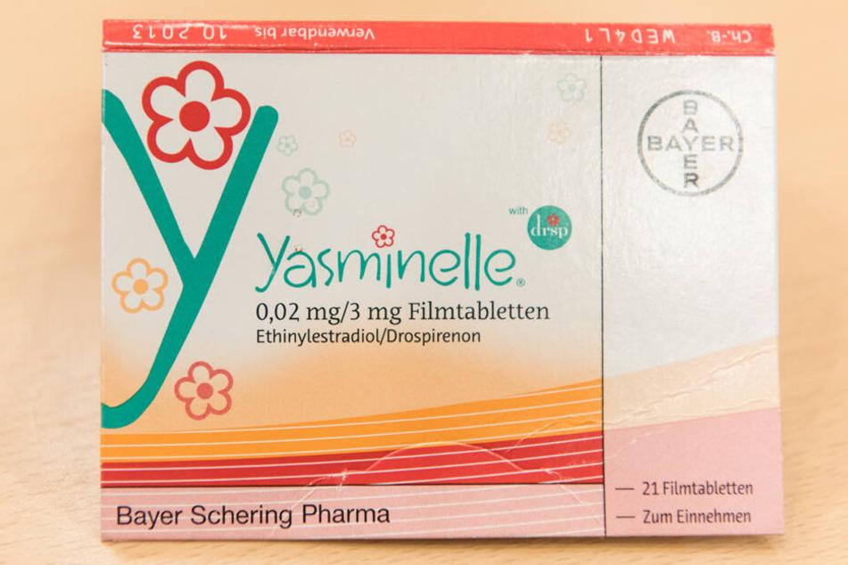 """Um dieses Medikament geht es: die Anti-Baby-Pille """"Yasminelle"""". (Archivbild)"""