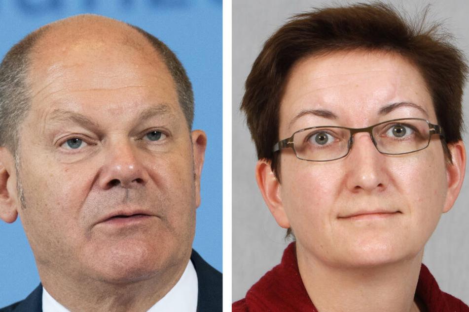 Nahles-Nachfolge im Duo? Scholz will Doppelspitze mit Geywitz bilden