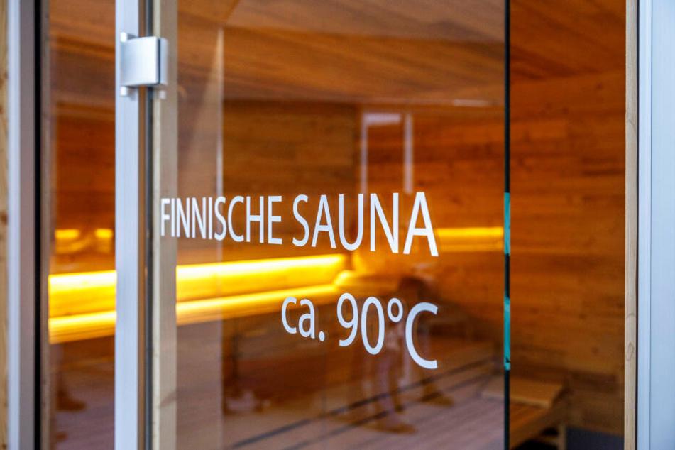 """Auch für die Sauna gilt: Bis Ende des Jahres gibt es 15 Prozent """"Kennenlern-Rabatt""""."""