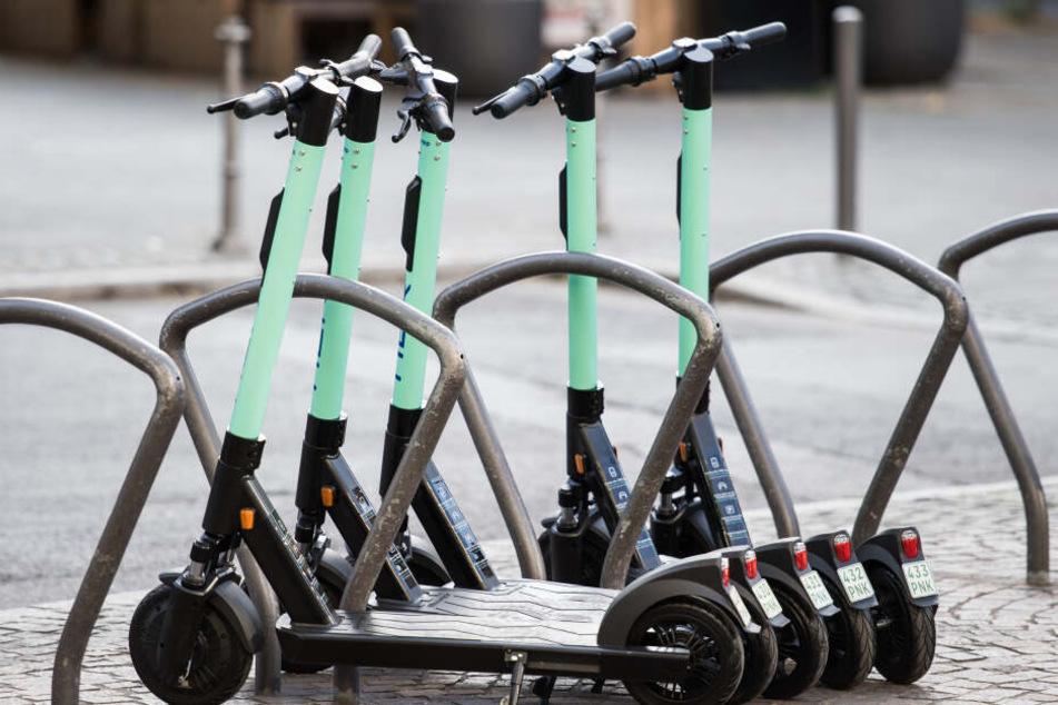 In München sollen sich bis zu zehn Anbieter den Markt der Miet-Roller teilen.