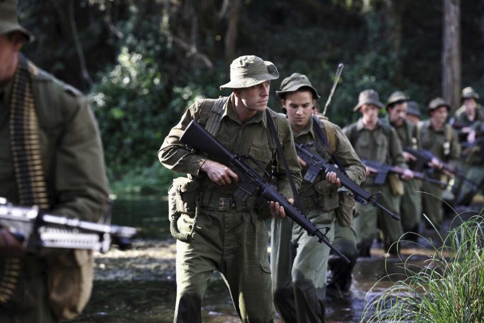 """Die Story von """"Danger Close"""" ist der 1966 in Südvietnam stattgefundenen Schlacht von Long Tan nachempfunden."""
