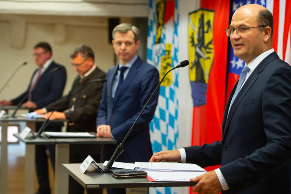 Truppenabzug bereitet Sorgen: Oberpfalz hofft auf neuen US-Präsidenten