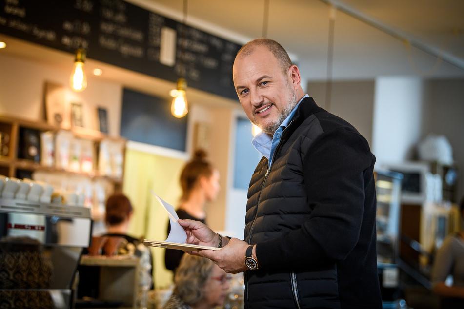 Frank Rosin (55) nimmt in seiner Kabel-Eins-Show Restaurants unter die Lupe.