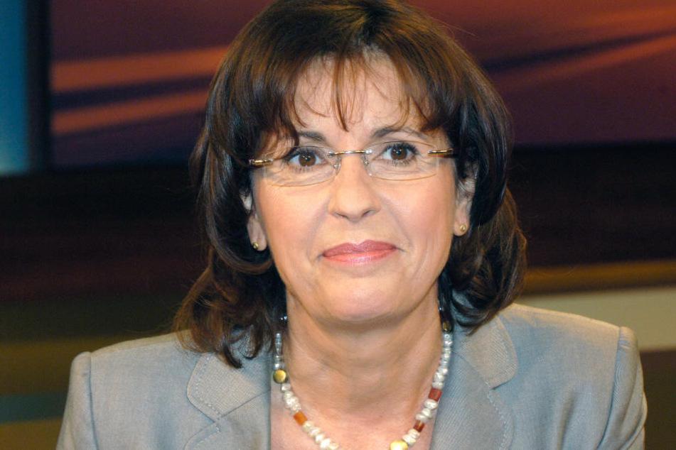 """Ypsilanti verabschiedet sich zwar aus dem Landtag, aber wird weiterhin ein """"politischer Mensch"""" bleiben."""