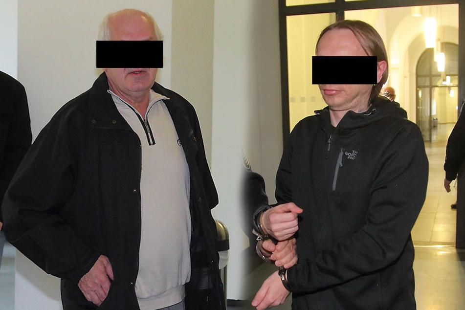 Ferenc E. (64) soll das Drogengeld seines Sohnes Daniel (39) in ein Grundstück investiert haben.