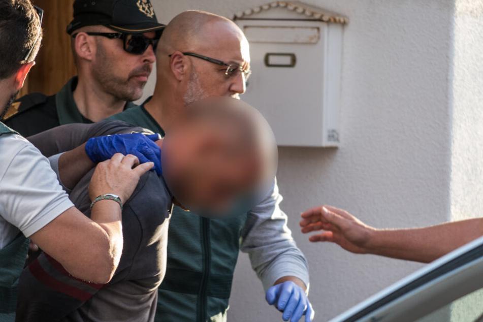 Dringend tatverdächtig ist der 43-jährige Vater, der schon länger auf spanischen Insel lebt und festgenommen wurde.