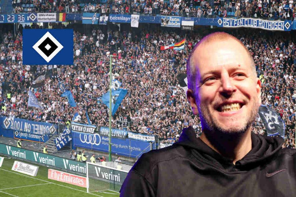 So reagiert Lotto King Karl auf seinen HSV-Rausschmiss