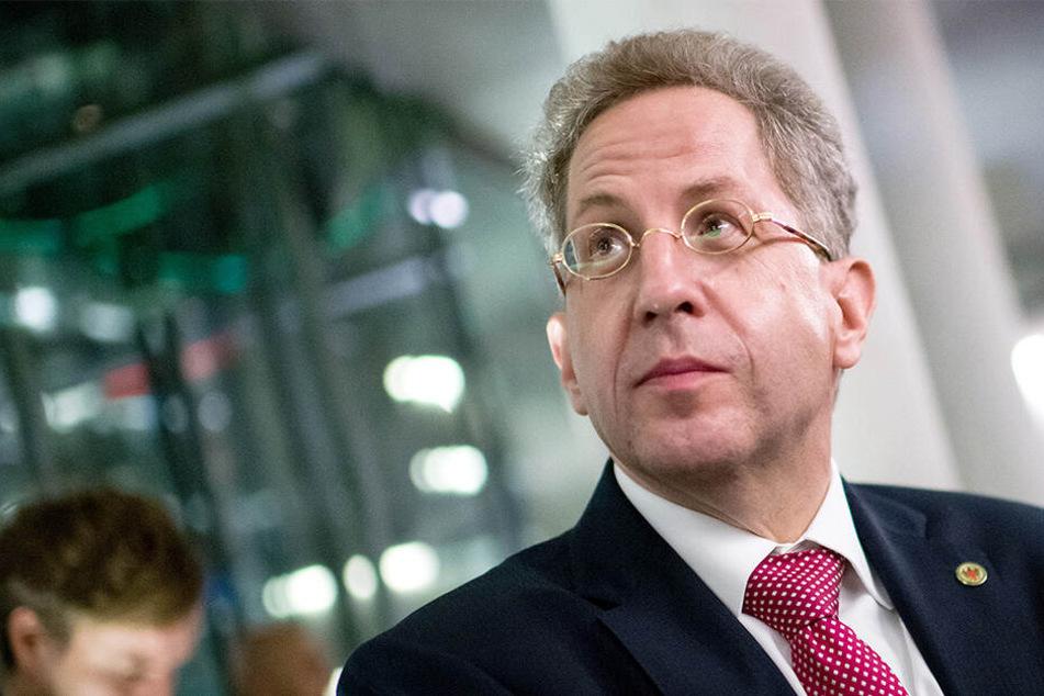 Die Freude über Maaßens Auftritte hält sich bei der CDU in Grenzen...