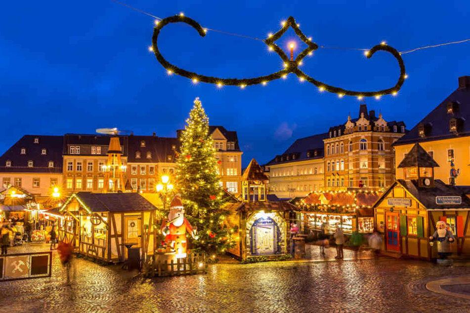 Umfrage: Wie findet ihr den Annaberger Weihnachtsmarkt?