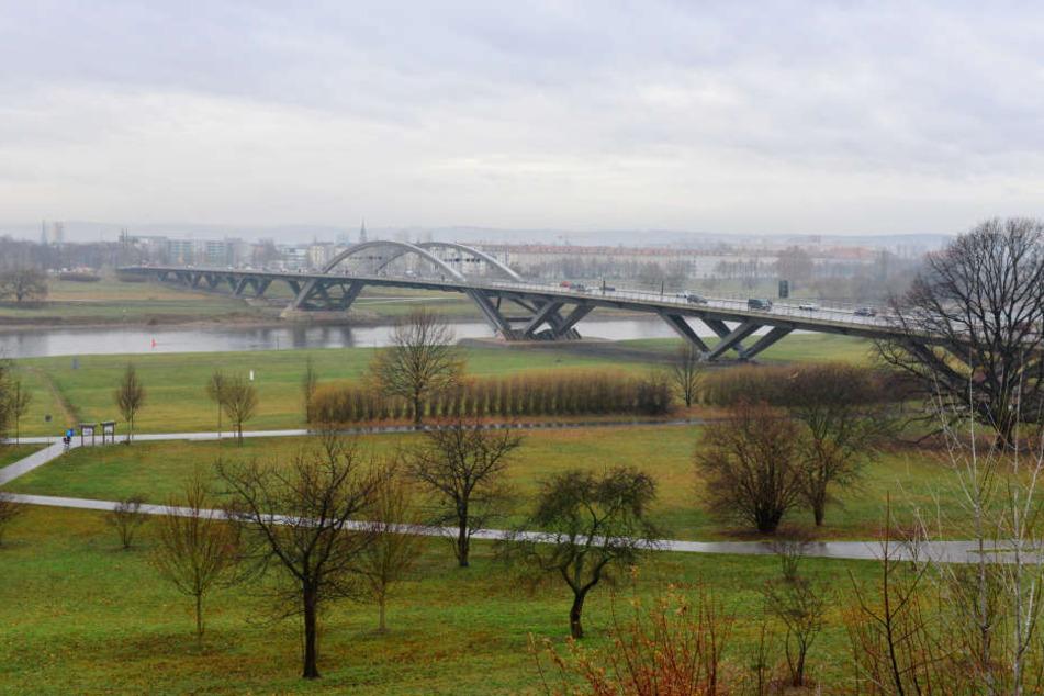 Die Waldschlößchenbrücke wird nochmals 11,5 Millionen Euro teurer.
