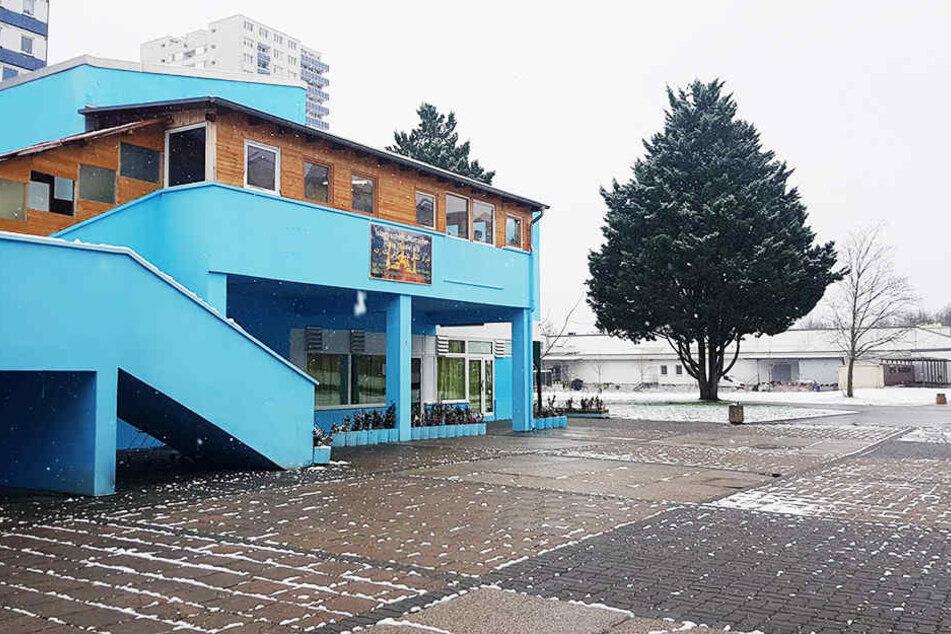 Vor dem Kulturcenter am Meeresbrunnen wurde ein Mann verletzt.