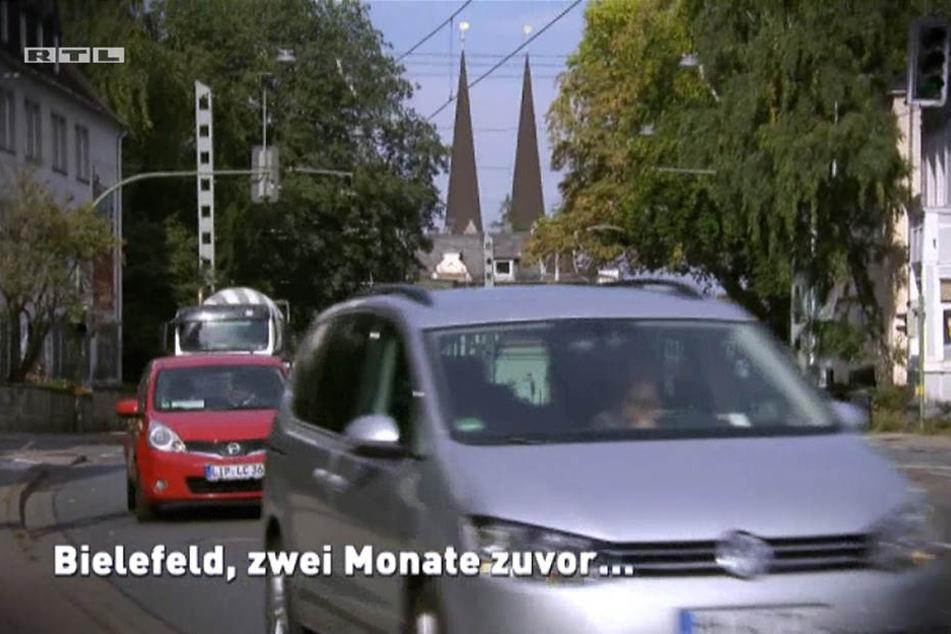 Ihre Suche begann Sandra in Bielefeld.