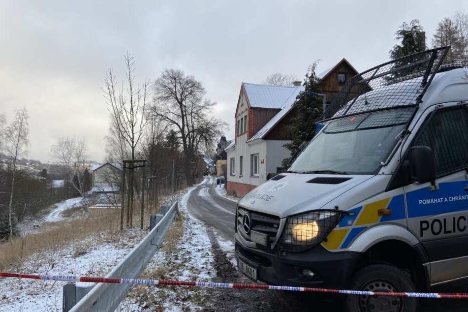 An Grenze zu Deutschland: Acht Tote bei Feuer in tschechischem Behindertenheim